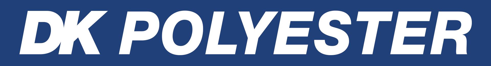 DK Polyester banner
