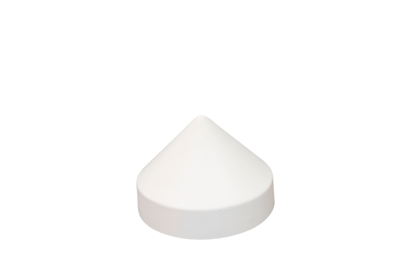 kegelvormige paalmuts