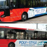 polystyle busreclame